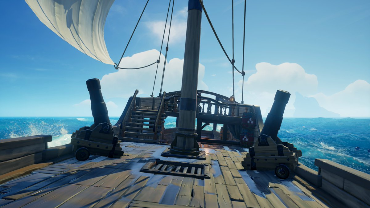 💬 Larry Hryb's photo on #SeaOfThieves