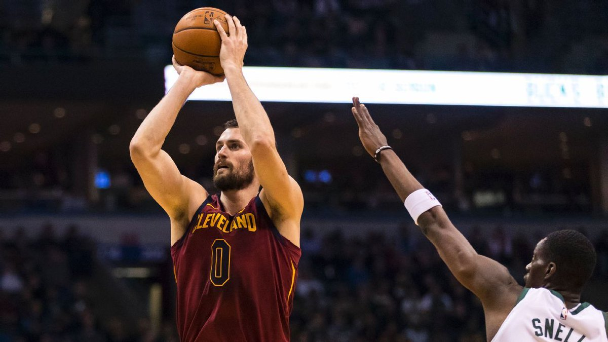 Love returns to Cavaliers' lineup vs. Bu...