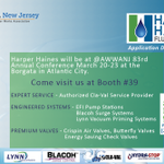 Image for the Tweet beginning: BOOTH # 39 - Harper
