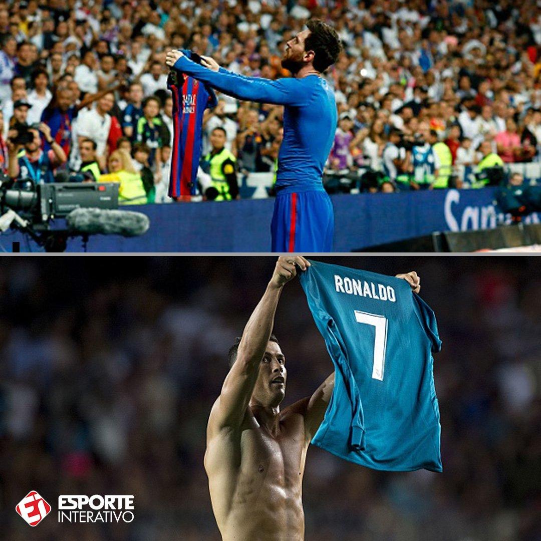 Alguns viram Pelé, Maradona, Romário, Ronaldo. Nós estamos vendo esses dois monstros! 🙏👏