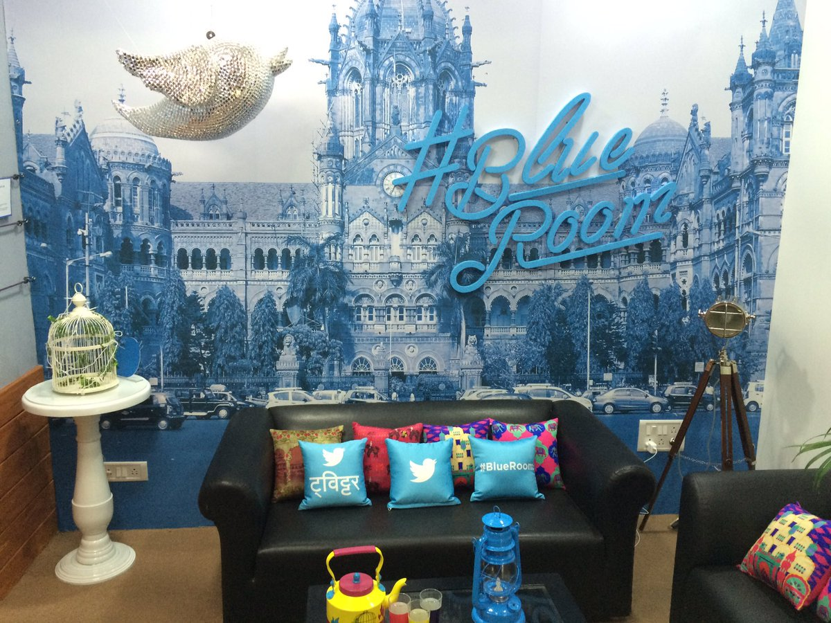 blueroom hashtag on twitter