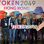 Image for the Tweet beginning: Catch us at #Token2049 for