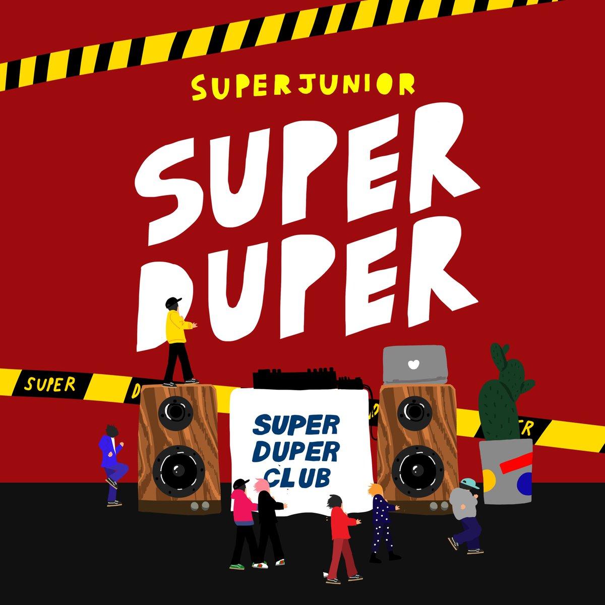 [#STATION] #SUPERJUNIOR(#슈퍼주니어) '#SuperDuper'  📆2018.03.23 6PM KST