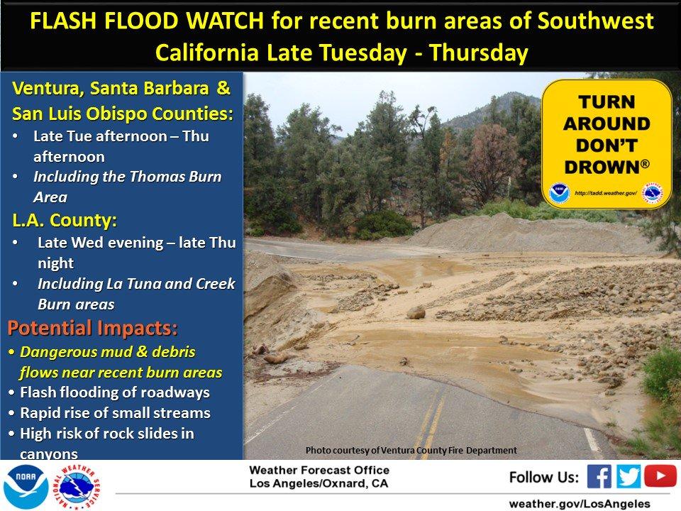 flash flood watch march 20 - 22, 2018