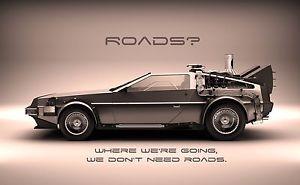 La DeLorean DMC-12 è stata disegnata da Giorgetto #Giugiaro.#Sapevatelo#CheFuoriTempocheFa  - Ukustom