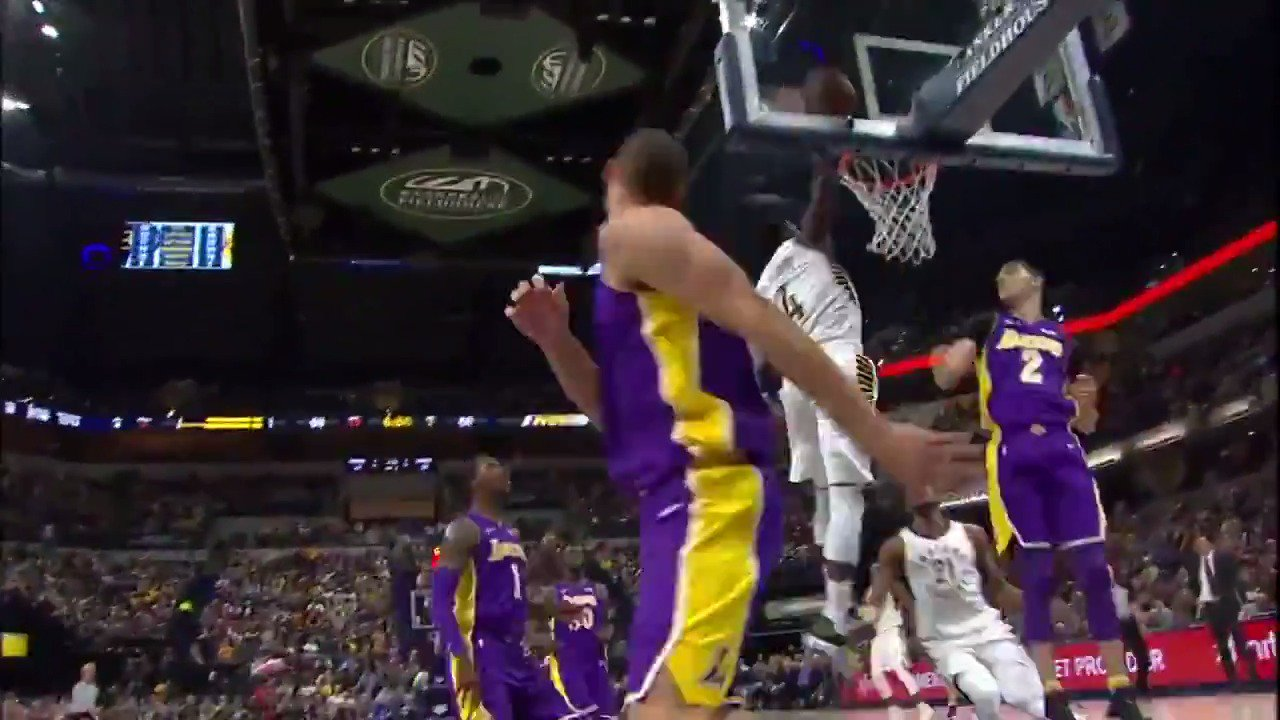 DIPO DOWN HARD! ��  #Pacers https://t.co/nDNSjdaDS7