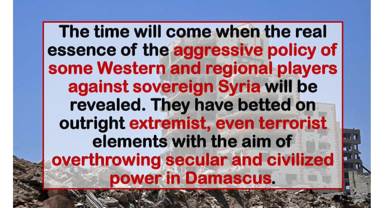 Afbeeldingsresultaat voor western propaganda policy about Syria
