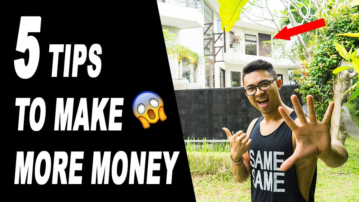Triple your income: https://www.mikevestil.com/make-more-money-online/…