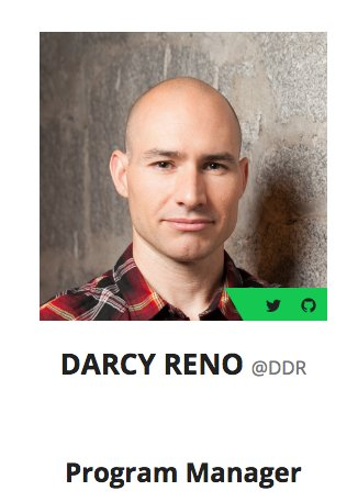 Welcome Darcy Reno @darcydangerreno to the Ethereum Classic Community!  New Program Manager for ETCDEV Team @etcdev 🎉 #EthereumClassic #ClassicIsComing