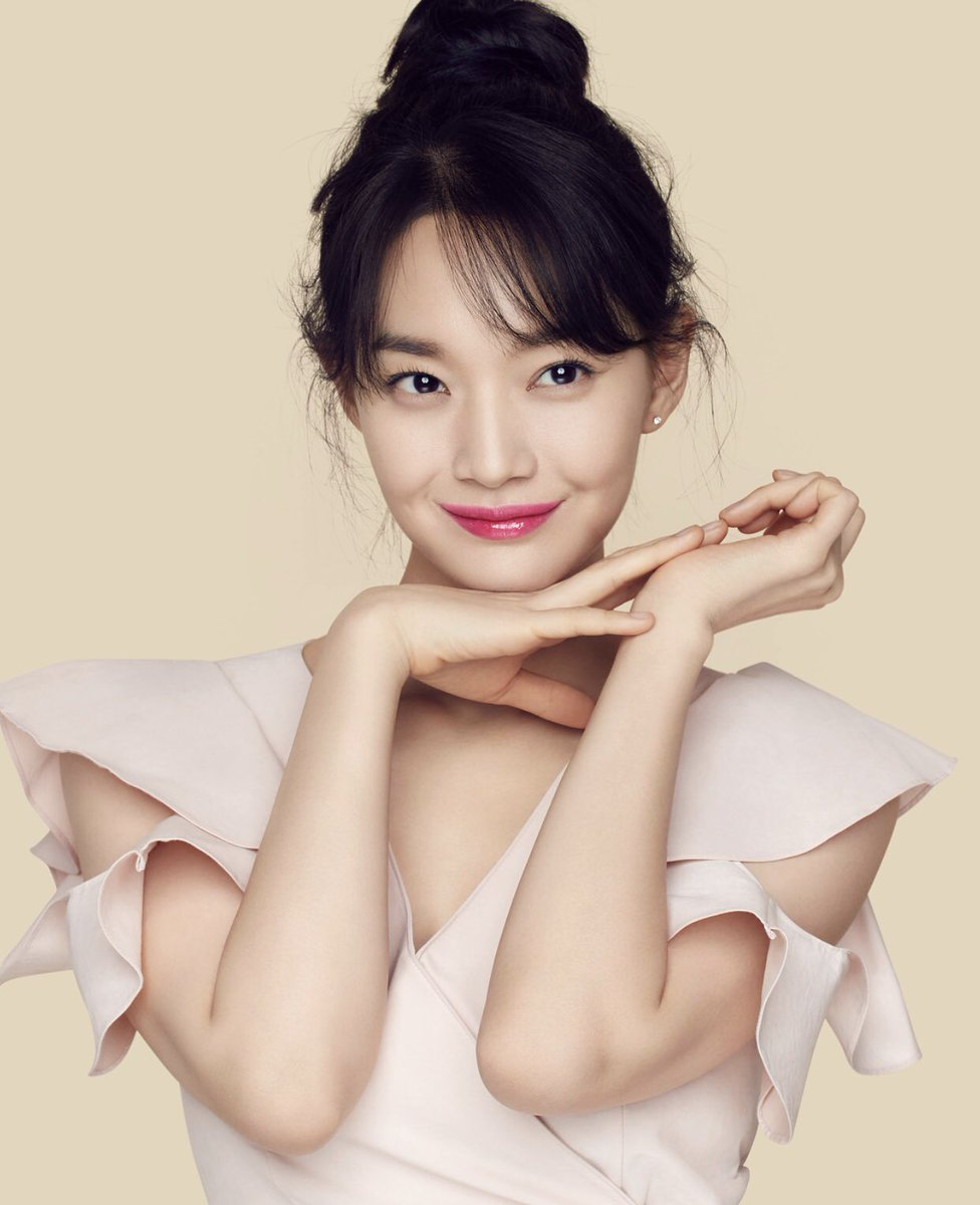 "Shin Min Ah on Twitter: ""[Photo] IOPE's Newest Muse is Shin Min Ah… """