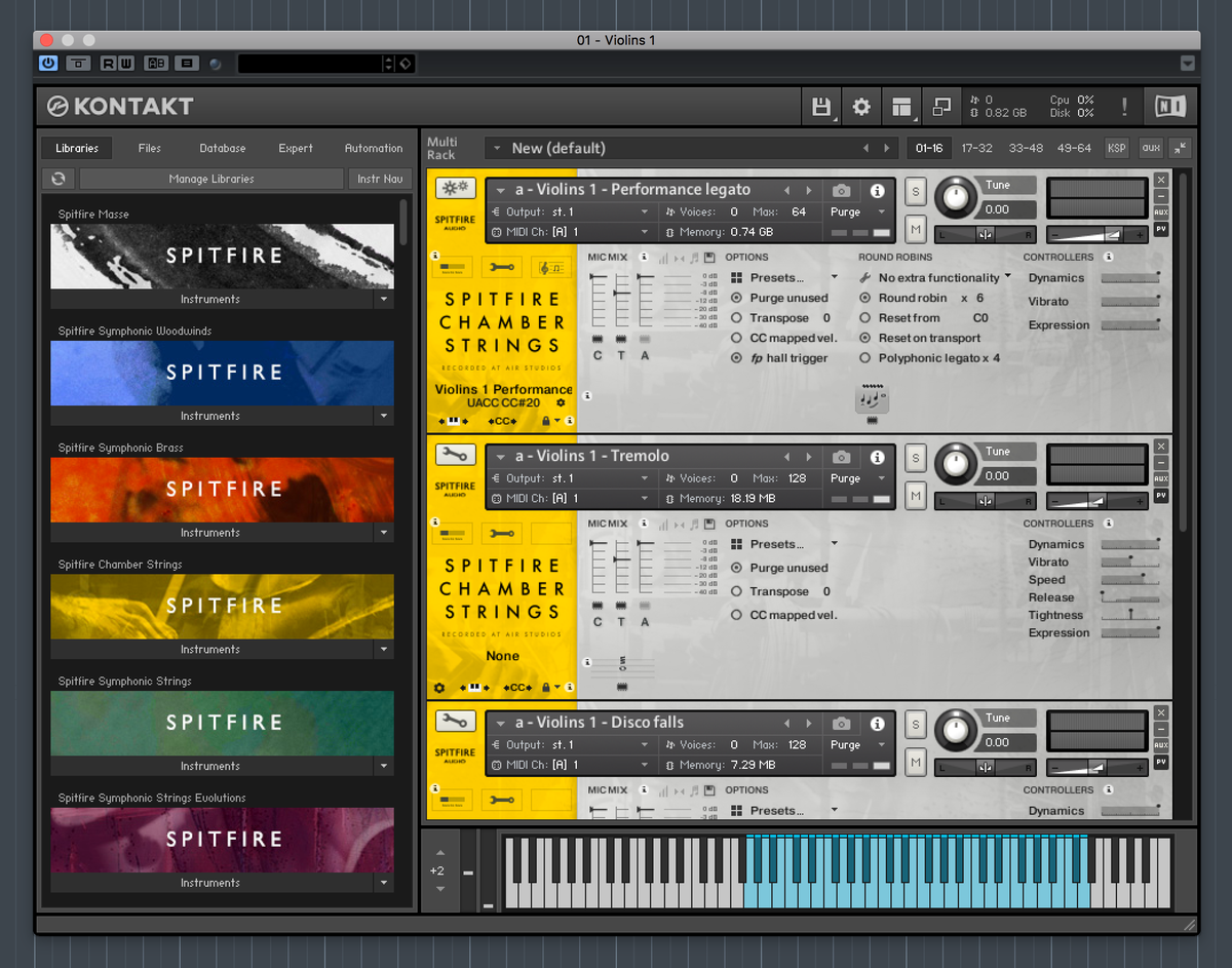 Download free Kontakt Library Manager 3 0 - marsswt