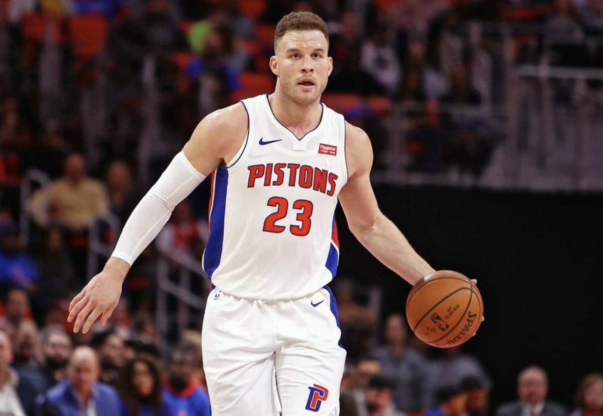🏀 #BetBoost 🏀  Pistons to win and Blake Griffin to score 1st Basket of the game 1️⃣0️⃣/1️⃣  https://t.co/FACWbTqWow