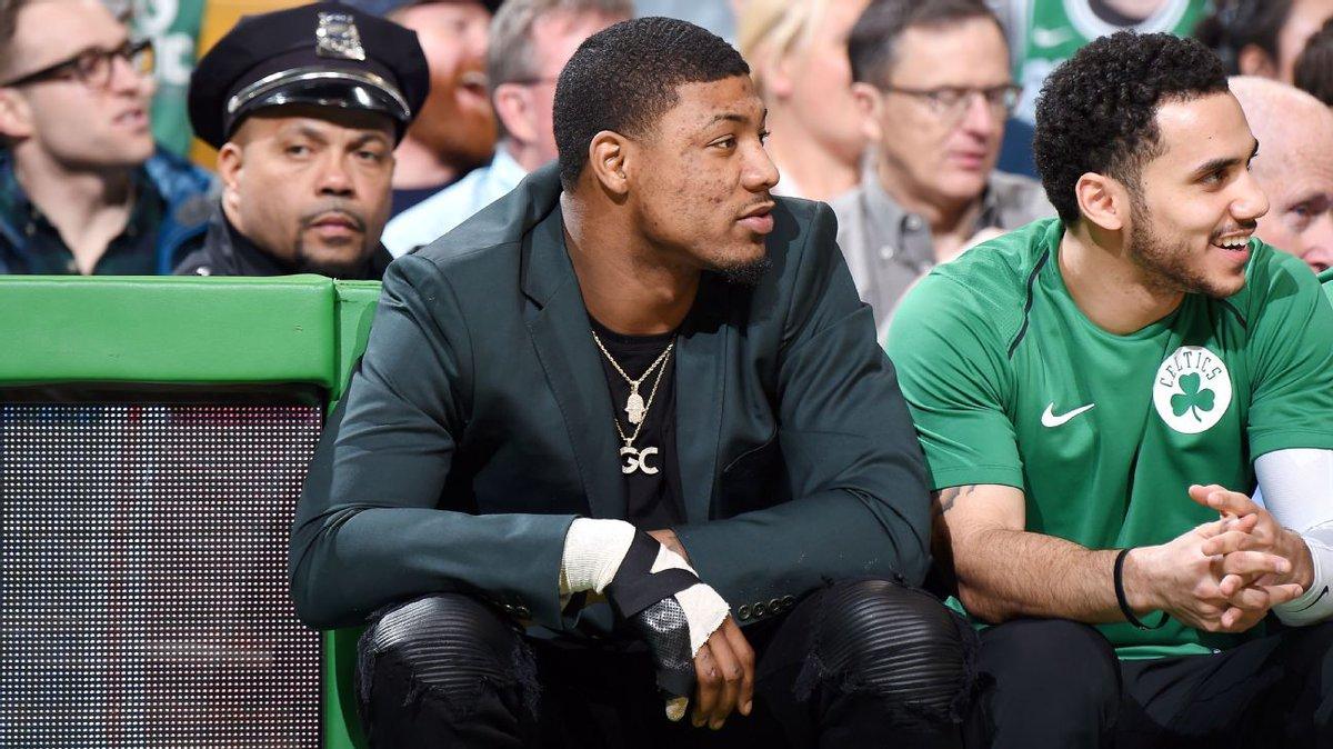 Celtics' Smart confident of return for p...