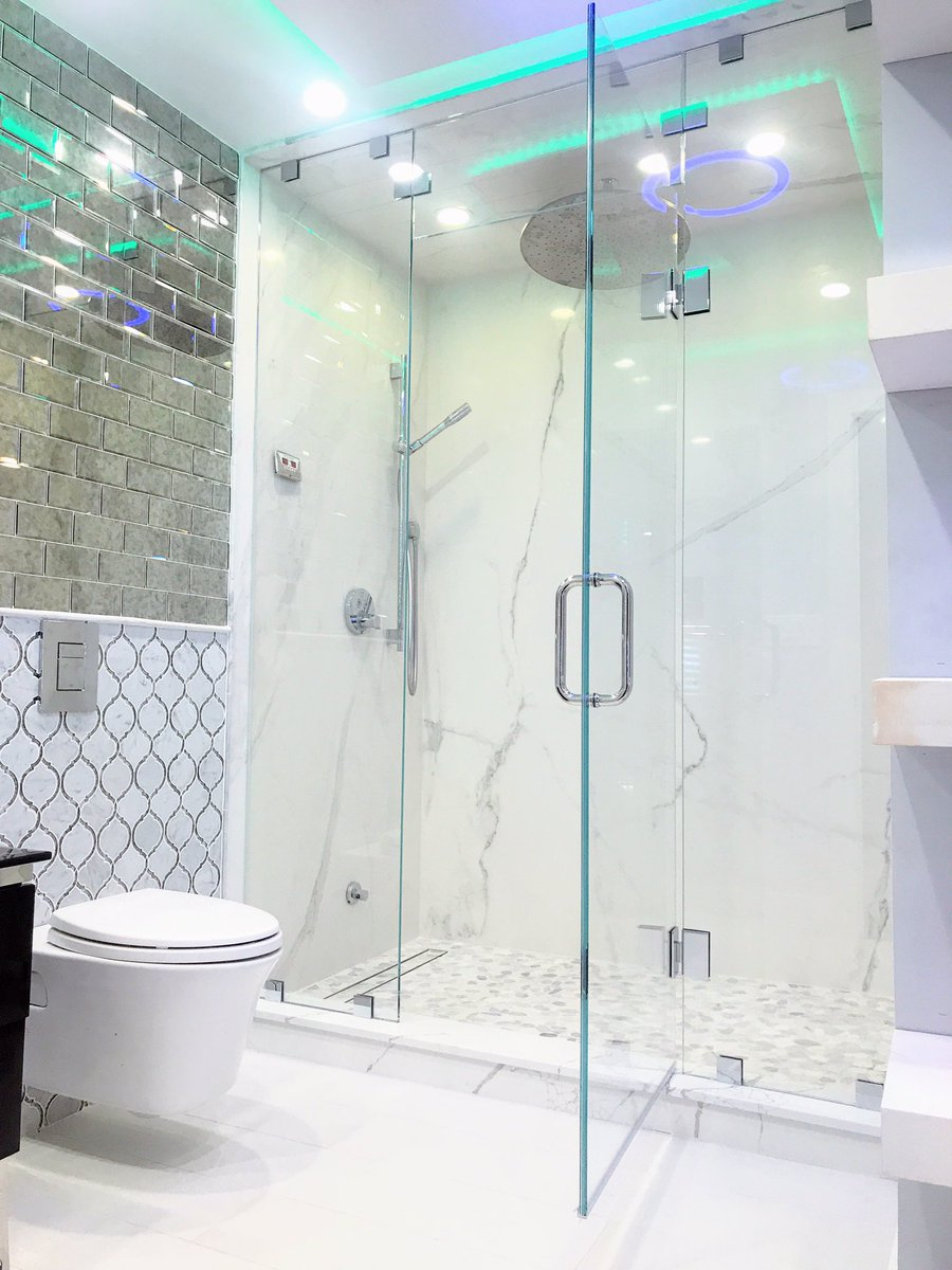 Ultimate Glass Art On Twitter Custom Glass Shower Doors And Shower