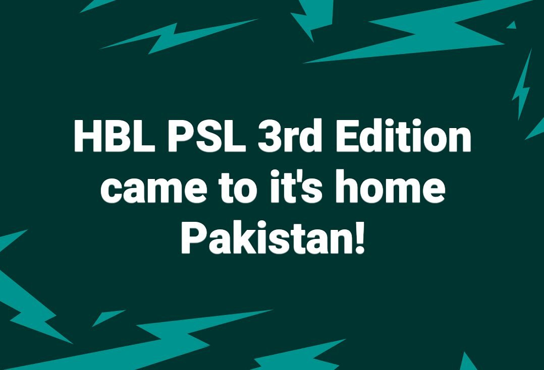 #HBLPSL2018 https://t.co/ibIBATJ5GK