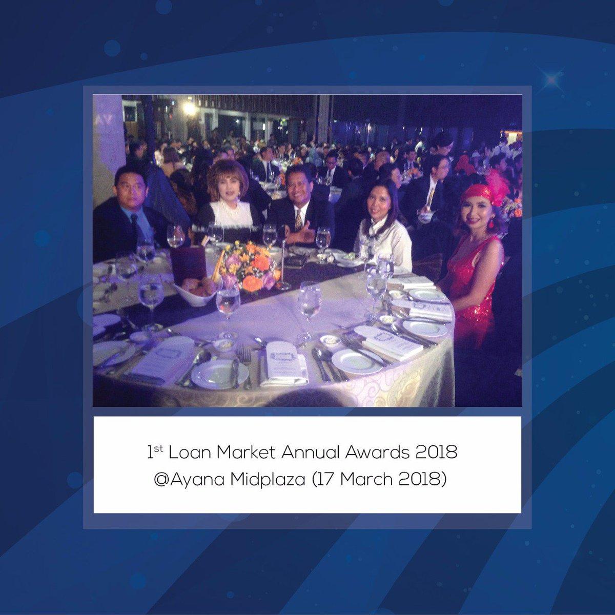 1st Annual Loan Market Award 2018 @ayana midplaza (17 March 2018) . . . #loanmarket #event #1stannualawards #annual #awards #1st #loanmarketindonesia #finance #business #professional #ayana #loan #marketpic.twitter.com/bIJuJZywDD