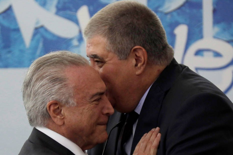 Sem informar números, Marun diz que violência caiu no Rio bit.ly/2DGk0PU