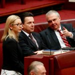 Image for the Tweet beginning: Xenophon still has a say