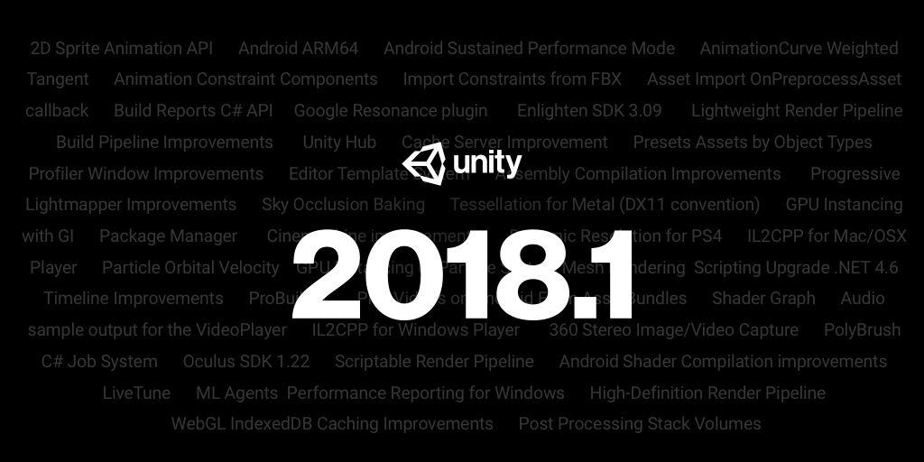 unity 2018.1 pro crack