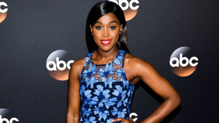 'She's Gotta Have It' star DeWanda Wise drops out of 'Captain Marvel,' replaced by Lashana Lynch. bit.ly/LashanaJoinsMa…