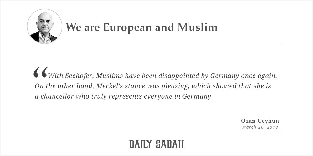 We are European and Muslim - by Ozan Cey...