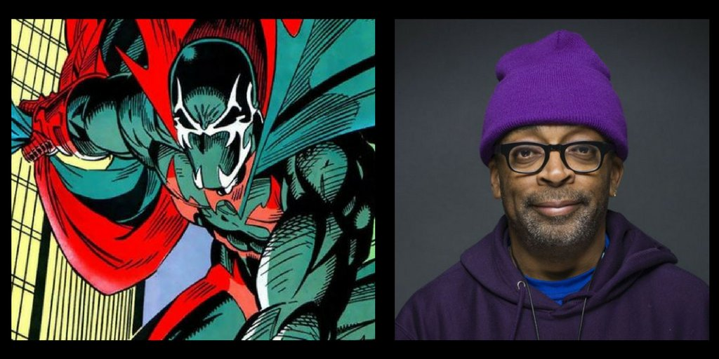 .@SpikeLee in talks to direct a movie for Sony based on the Marvel character Nightwatch. bit.ly/SuperSpikeLee