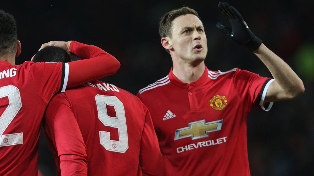 Piala FA sangat penting di Inggris... saya harap kami bisa memenangkannya. #MUFC bit.ly/2G6Fv1L