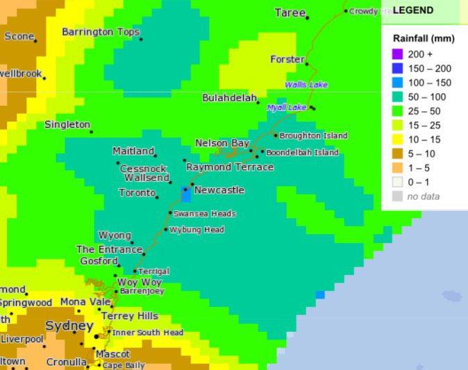 #Flash #Flood warning: #Hunter, #CentralCoast face &quot;intense bursts&quot; of #rain tomorrow, as much as 200mm. #7News @6pm<br>http://pic.twitter.com/cmnZzXnDu7