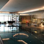 Indoor Swimming Pool at Lodha World Crest, finest