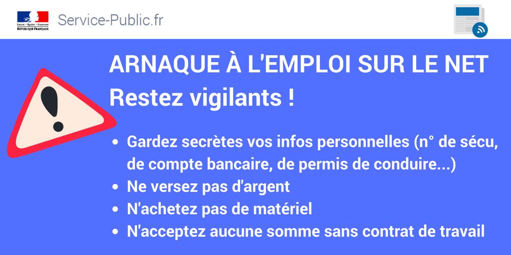 service public.fr on Twitter: