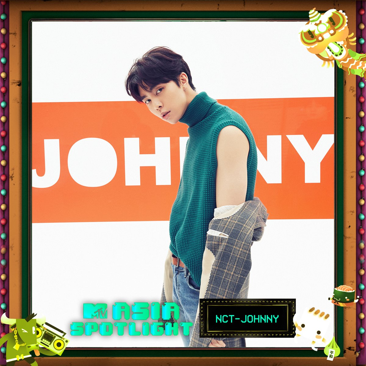 "Catch @NCTsmtown's #JOHNNY doing the ""JOHNNY-cal"" on https://t.co/1bGMJvRJ0s 💪🏻 😍 #NCT #NCT2018 #MTVAsiaSpotlight"