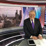 Image for the Tweet beginning: On-air now... @9NewsMelb - hope