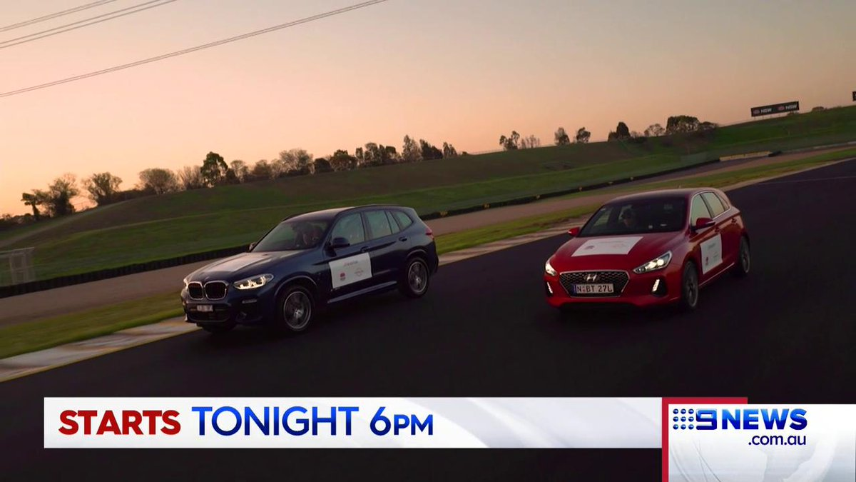 Image for the Tweet beginning: Join us for #9NewsAt6
