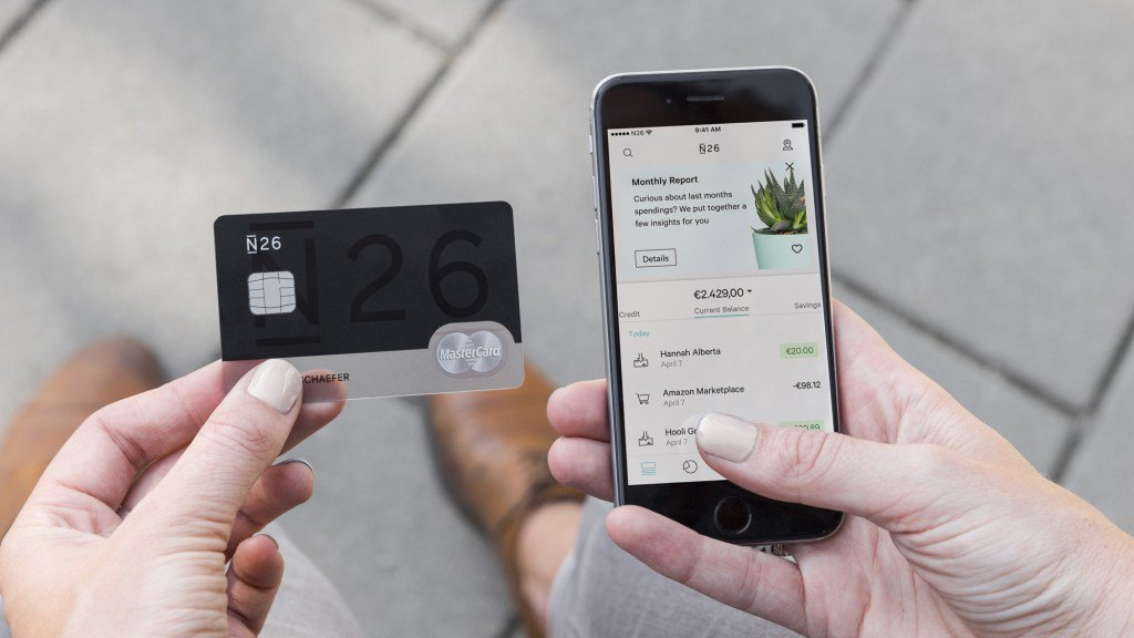 N26 raises $160 million from Tencent and Allianz by @romaindillet https://t.co/SyXBp1iuqM https://t.co/gH2VxT0Y0Y