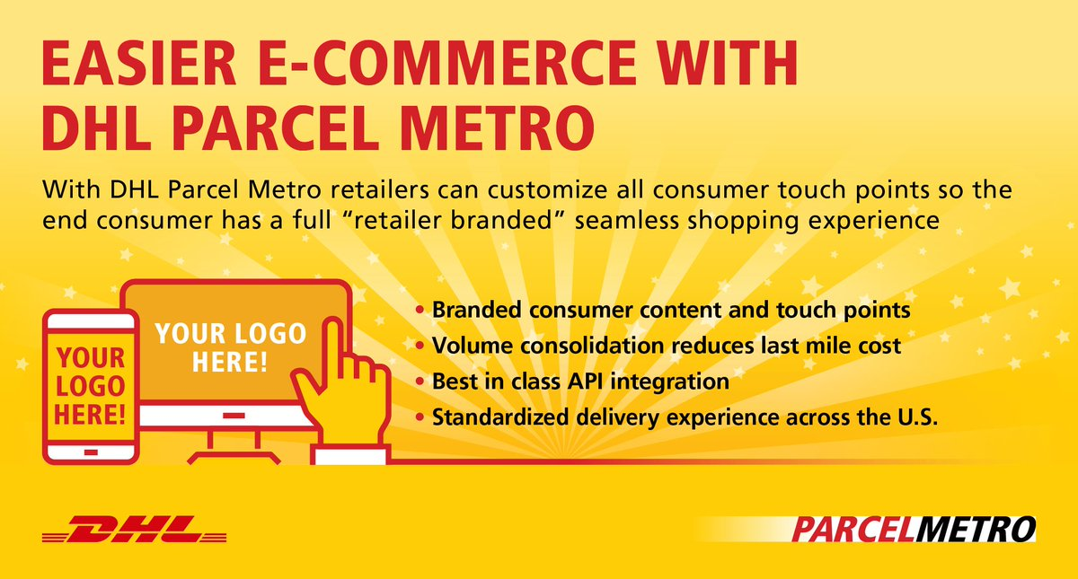 DHL eCommerce on Twitter: