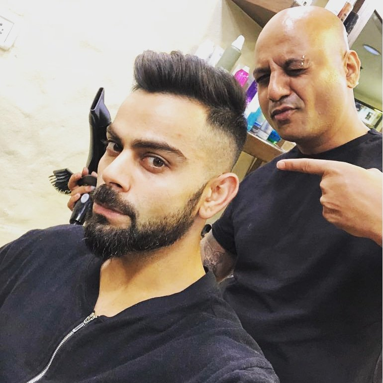 Great cut from the style master @AalimHakim👌