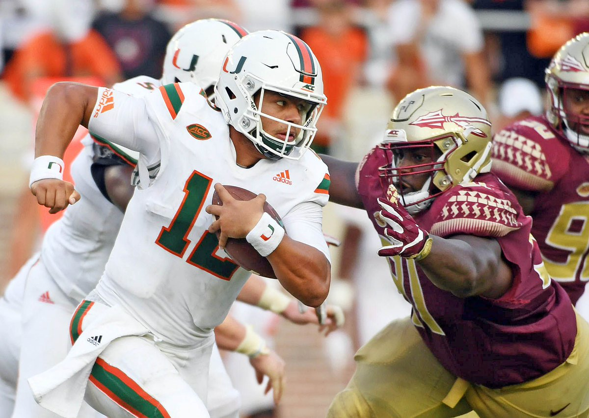 Interview with Florida State DT/NT Derri...
