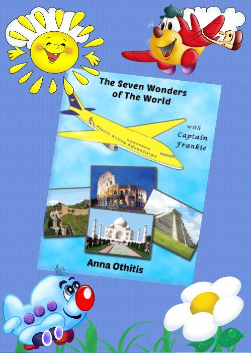 🛩️Captain Frankie Teaches our children how beautiful our earth is! #Amazon #TravelTuesday #pdf1 🌎 visit ✈️ goo.gl/nLCbQh
