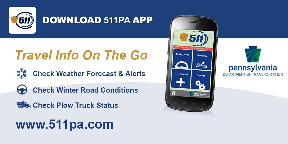 Today is the #FirstDayofSpring, however, PA will be experiencing a #WinterStormWarning. Please monitor your local conditions and check  http://www. 511PA.com  &nbsp;   for the latest updates and alerts. #PAWinter<br>http://pic.twitter.com/XGwviwwDdW