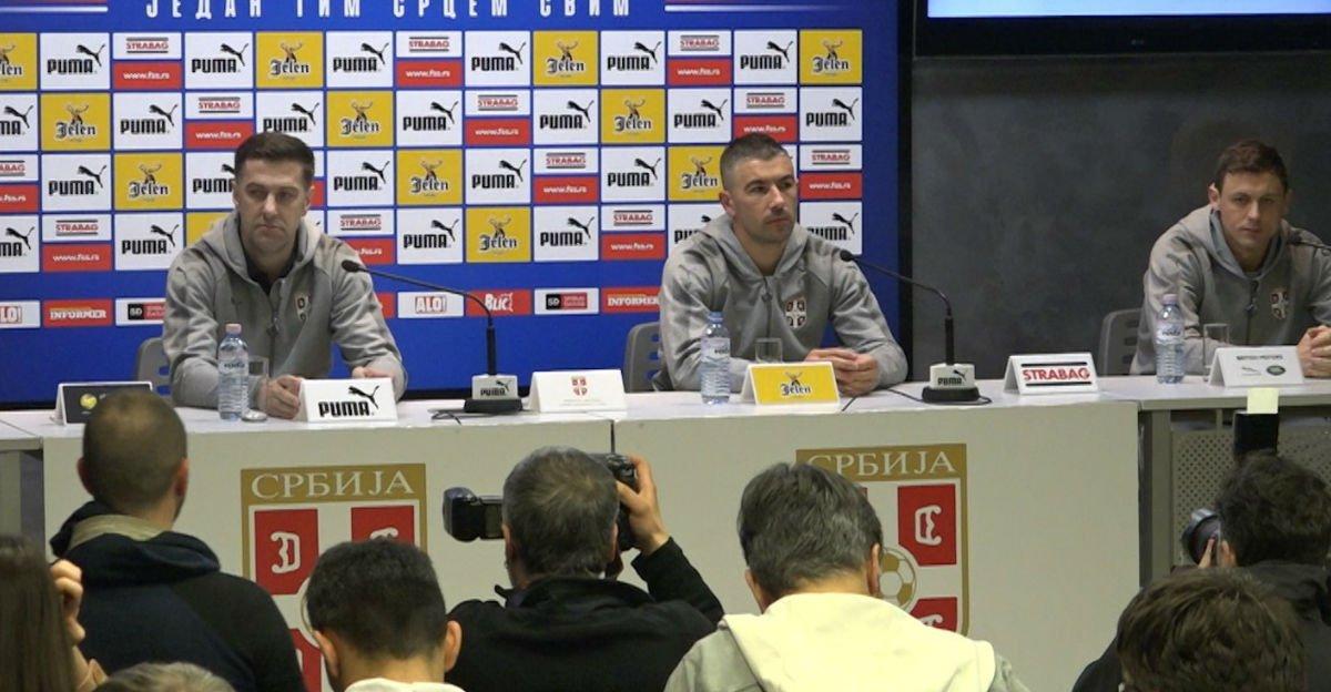 Sérvia troca de capitão e dá poder a Kolarov e Matic glo.bo/2pthubF