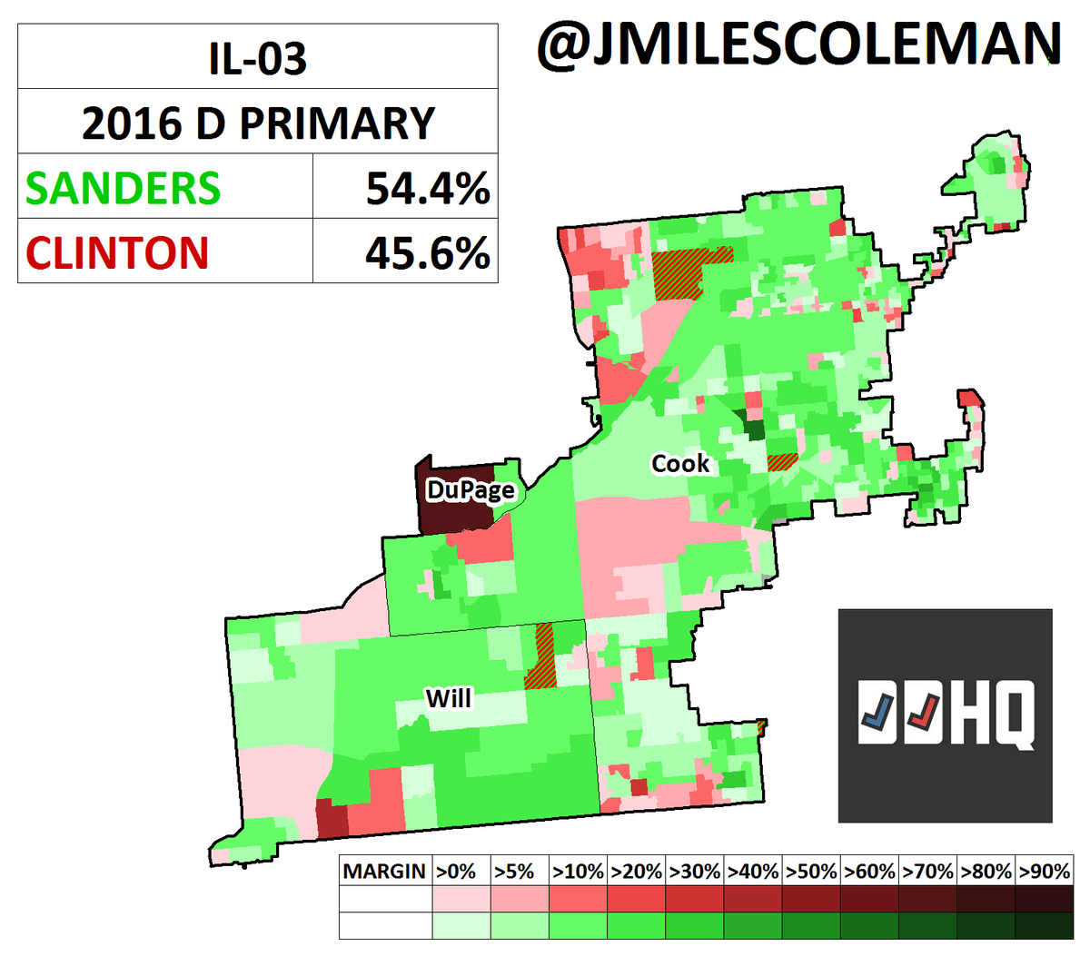 illinois 3rd congressional district - HD1200×1075