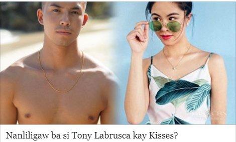 Tony: Our families are really close... At sino nga ba itong haharangan ng aktor sa pagiging malapit kay Kisses? Alamin ang kanyang rebelasyon DITO: bit.ly/2pnT0jc