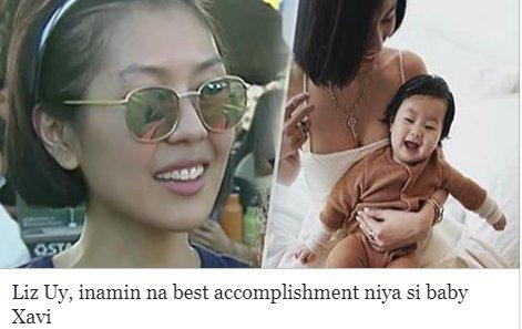 Ibinunyag na ng stylist na isa na siyang ina at motherhood has changed her life! Pakinggan ang kanyang buong pahayag DITO: bit.ly/2FN8TKX