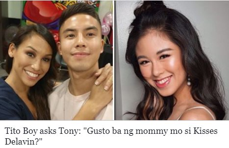 Calling all shippers of #TonKiss! Youll love Tonys answer to this question! <3 bit.ly/2pp0e7c