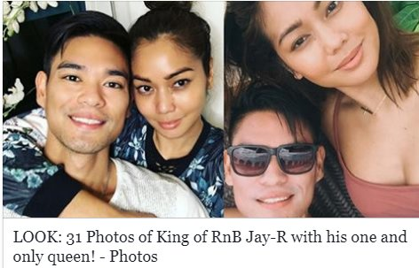A king needs a queen and Jay-R found his in Mica Javier! Here, we have collected their many firsts that will surely make your hearts flutter: bit.ly/2IztArL