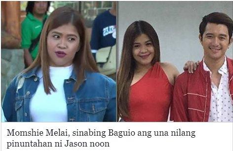 Momshie Melai: Nung paglabas namin ng PBB ni Jason, Baguio agad ang pinuntahan namin... Alamin kung bakit! bit.ly/2GL8FS0