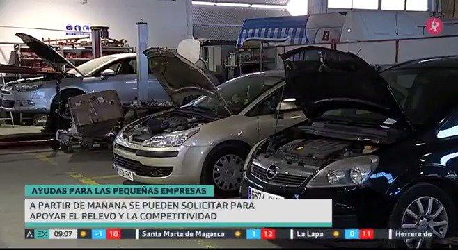 """El Diario Oficial de Extremadura trae hoy varias noveades: ➡️Ayudas para relevo generacional y competitividad en pequeñas empresas ➡️Declaración de Impacto Ambiental favorable para fotovoltaica """"Aldea Moret"""" en @Malpartida_cc. #EXN https://t.co/1iZPc0RDtQ"""