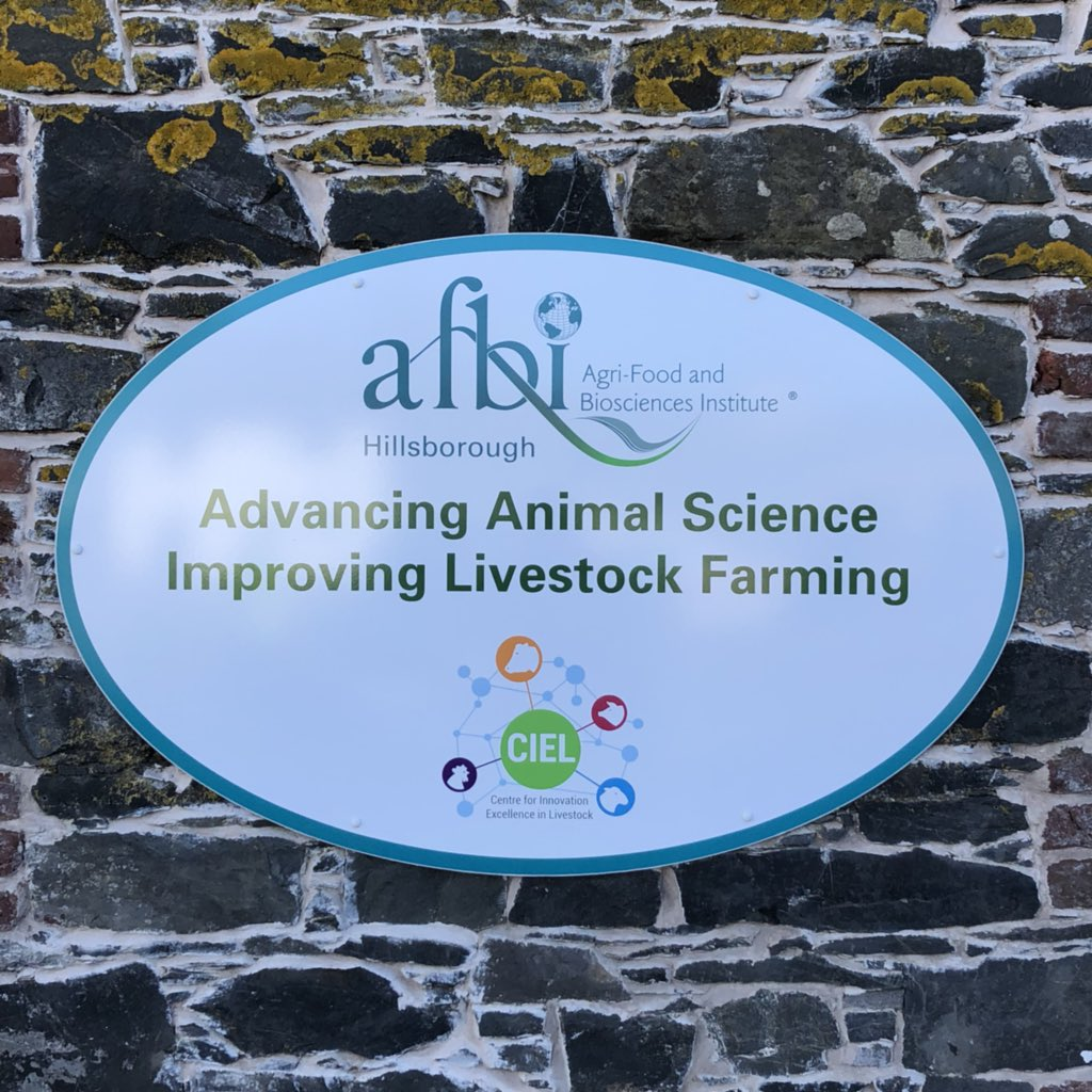 Dr Stanley McDowell @AFBI_NI welcomes delegates from #Astana #Kazakhstan &amp; introduces them to #NorthernIreland #AgriTech #research capabilities  #SustainableLivestock #EnvironmentalManagement #SocietalImpact @UKinKZ #ExportingIsGREAT <br>http://pic.twitter.com/o4alJiGqmT &ndash; à Agricultural Research Institute Of Northern Ireland