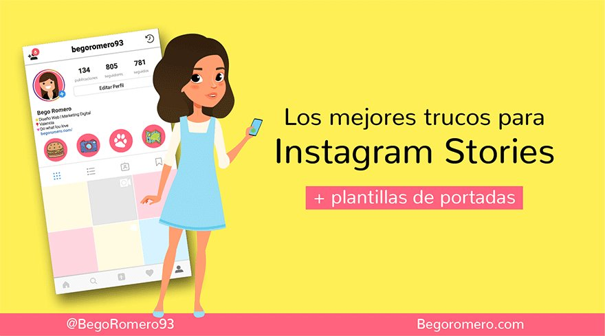 Bego Romero On Twitter Trucos Y Novedades De Instagram
