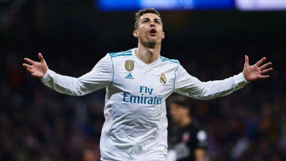 .@Cristiano Ronaldo marca 18 gols em 9 jogos e supera até marca de grandes clubes europeus; VEJA os números  https://t.co/EDLMADDF5Q